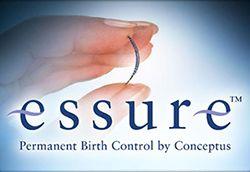 essure bayer procedura non chirurgica controllo nascite sterilizzazione permanente