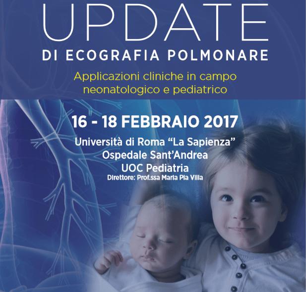 Evento in Ecografia Polmonare ROMA 2017 update