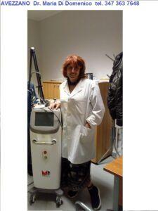 Laser Frazionale CO2 fg900 medibit