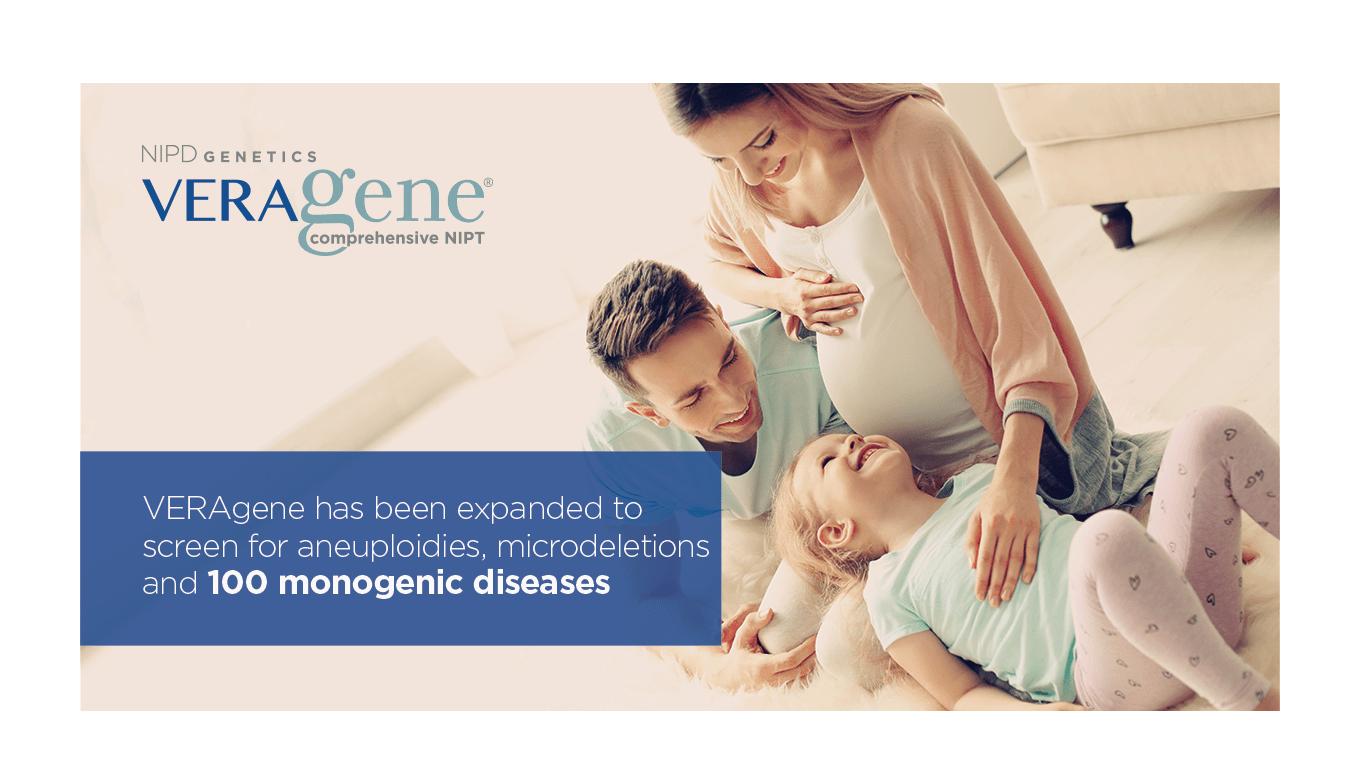 VERAgene test prenatale