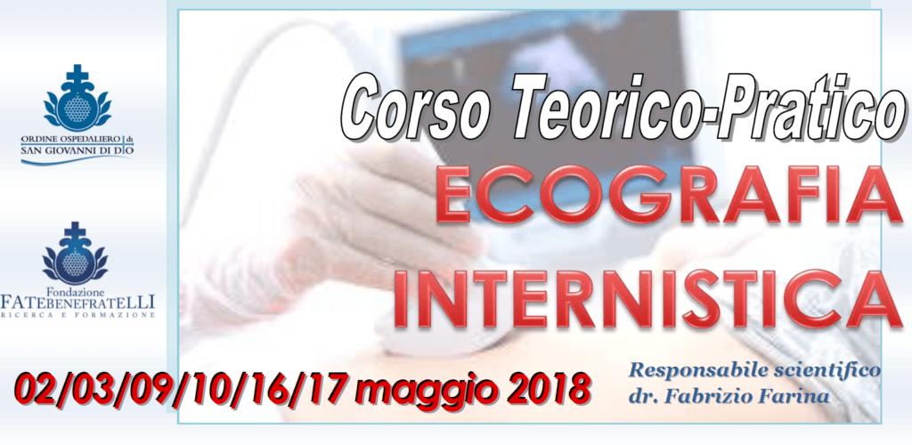 corso di ecografia internistica