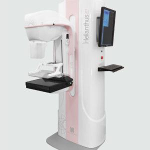Mammografo Heliantus c Metaltronica 2