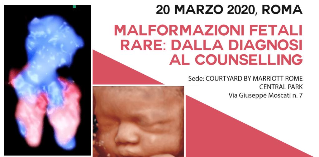 Corso Malformazioni fetali rare
