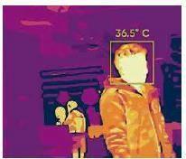 thermoscan controllo accessi
